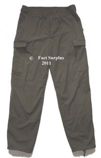 Austrian Army Ripstop Combat Trousers