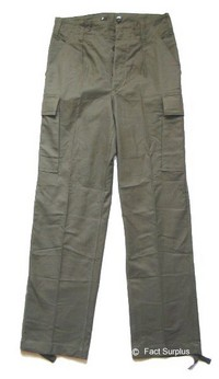 German Army Moleskin Combat Trousers