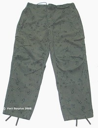 US Desert Night Camo Over Trousers
