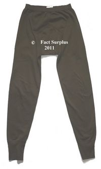 British Army Thermal Underwear Long Johns Leggings