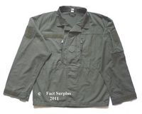 Austrian Army Ripstop Shirt Jacket