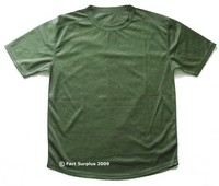 British Army Wicking Coolmax Shirt