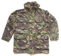British Army Special Forces Windproof Smock