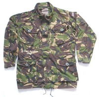 British Army Soldier 2000 Combat Jacket
