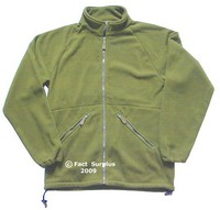 British Army Fleece Jacket