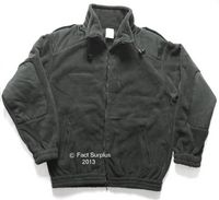 French Army Fleece Jacket