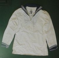 German Navy Middy Shirt