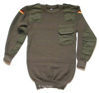 German Army Jumper Pullover Sweater