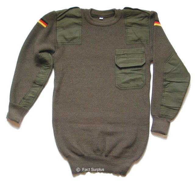 Pullovers German Army Jumper Pullover Sweater