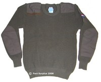 Dutch Army Jumper, Pullover or Sweater