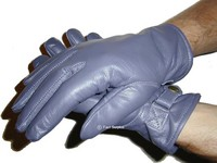 Leather Luftwaffe Style Gloves