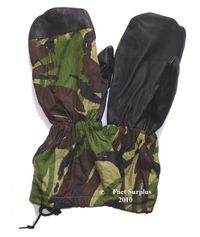 British Army Extreme Cold Weather Mittens