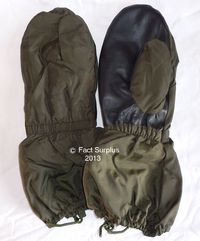 Italian Army Winter Mittens
