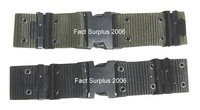 Nylon Pistol Belt