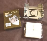 Mil-Com Portable Hexamine Cooker