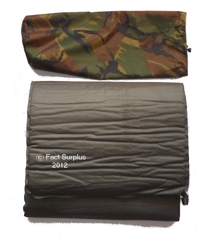 Basha Bivi And Accessories Dutch Army Thermarest