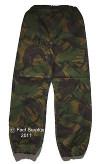 British Army Gore-tex Trousers