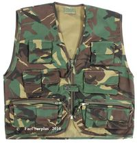 Kids Soldier 95 Style Action Vest