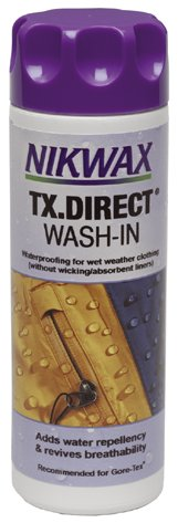 Nikwax TX Direct Wash-In For Gore-tex